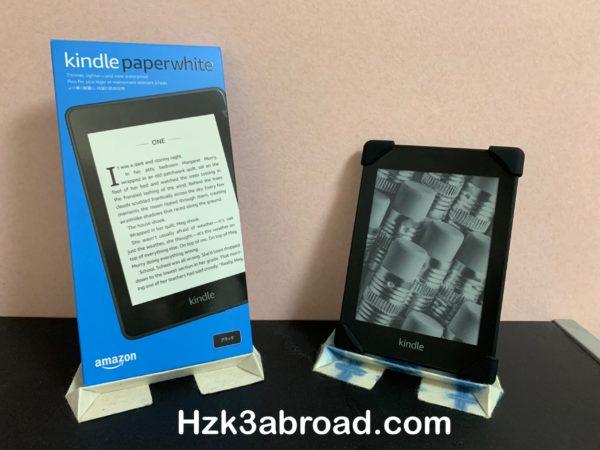 Kindle Paperwhite レビュー