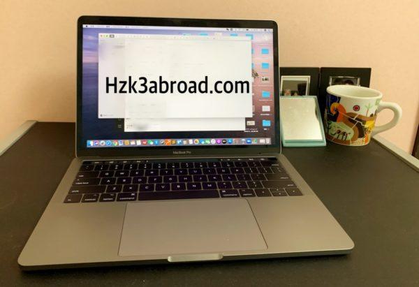 MacBook 勉強 活躍
