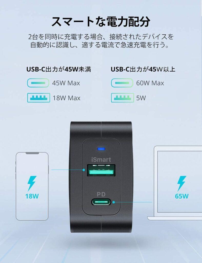 RAVPower RP-PC133 商品レビュー