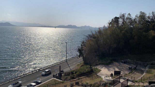 志賀島 レンタサイクル 観光 金印公園 蒙古塚